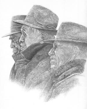 3 Vieux péruviens
