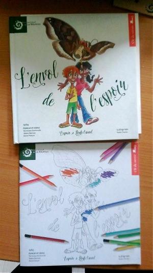 Conte et coloriage - PNR