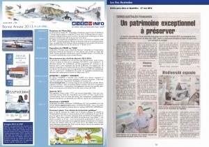 Articles R.N.TAAF - Directeur Cédric Marteau