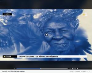Reportage JT 19h30 Réunion1ère le 16 et FranceO le 17 mars 2019