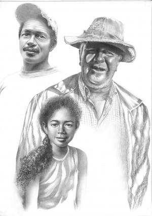 Portraits de la Réunion